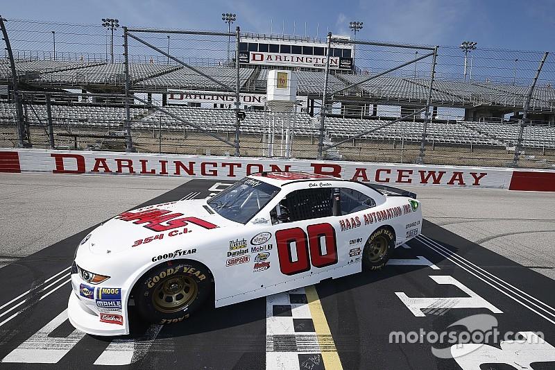 Cole Custer hará un tributo a la leyenda de NASCAR, Sam Ard
