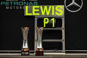 Формула 1 Статистика Статистика Гран Прі Бельгії: 200-та тріумфальна гонка Хемілтона