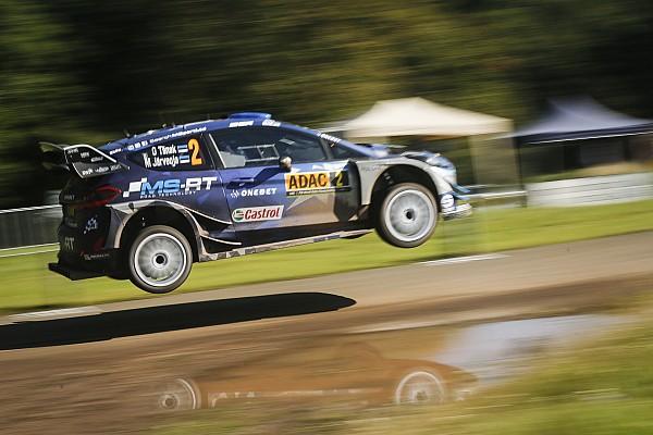 WRC: Ott Tanak nyert Németországban