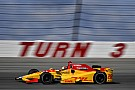 Hunter-Reay transferido a un hospital tras su fuerte accidente