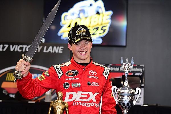 NASCAR Noticias de última hora NASCAR reconoció a sus nuevos y más jóvenes campeones