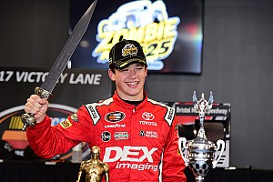 NASCAR Breaking news NASCAR's newest and youngest champions honored in Charlotte