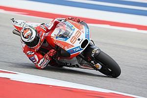 "Lorenzo: ""Tal vez Ducati tenga que cambiar sus prioridades"""
