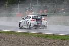 TCR Deutschland Luigi Ferrara ad Hockenheim con l'Alfa Romeo della V-Action