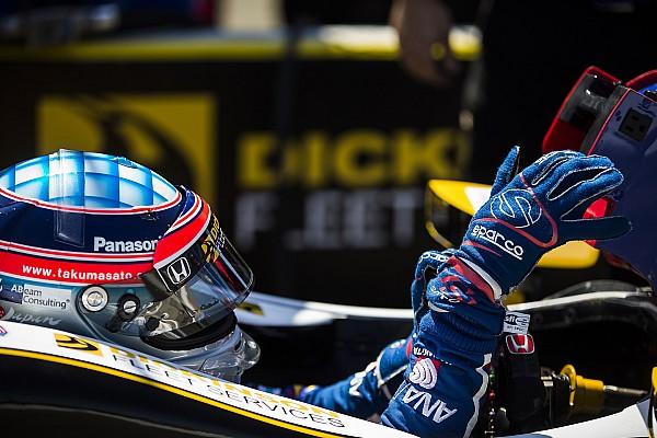 Takuma Sato über Formel-1-Comeback: