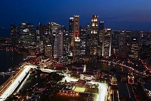 F1 速報ニュース 史上初F1ナイトレース開催地シンガポール、4年間の開催契約延長に合意