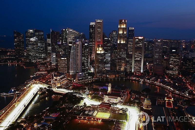 GP Singapura perpanjang kontrak F1 hingga 2021