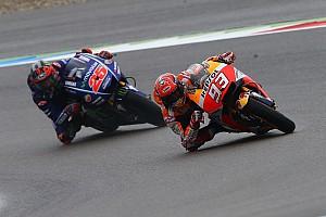 """MotoGP Últimas notícias """"Márquez faz jogo psicológico com Viñales"""", diz Crutchlow"""
