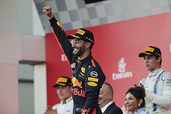 Формула 1 Блог Гран Прі Азербайджану: аналіз гонки від Макса Подзігуна