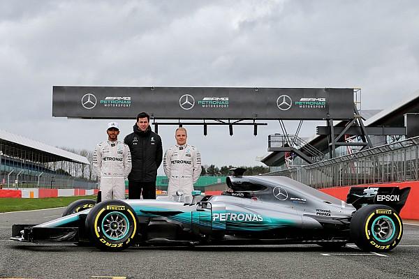 Analyse: Der Mercedes W08 für die Formel-1-Saison 2017