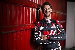 Formule 1 Interview Romain Grosjean a répondu à vos questions!