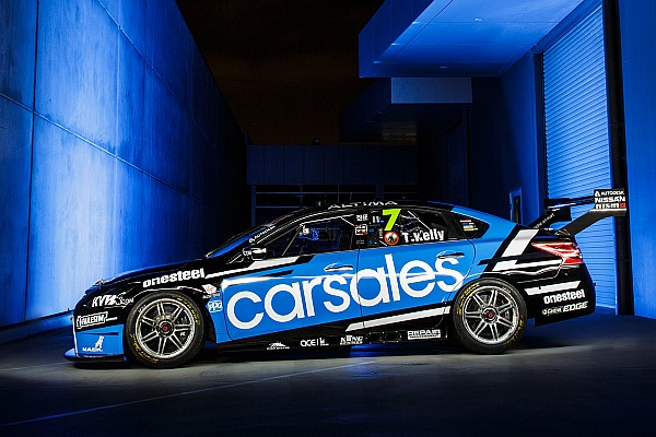 Supercars New liveries for Nissan, Prodrive