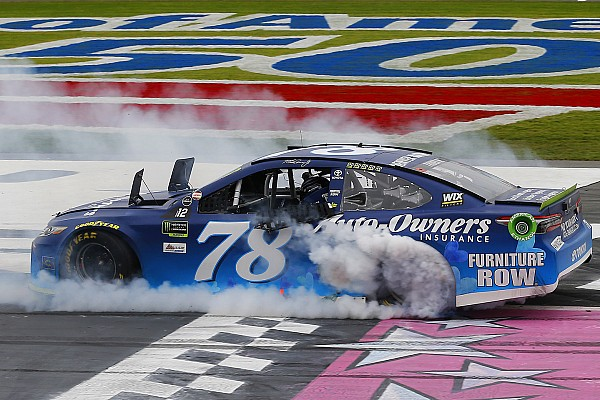 NASCAR Cup Truex overcomes adversity for sixth Cup win of '17