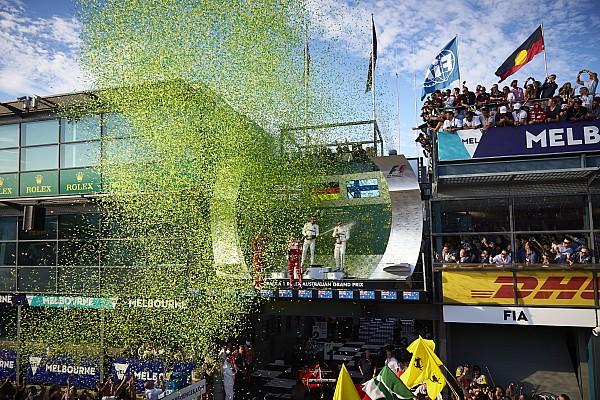 Formule 1 Analyse Analyse: Vijf conclusies die we kunnen trekken uit de GP van Australië