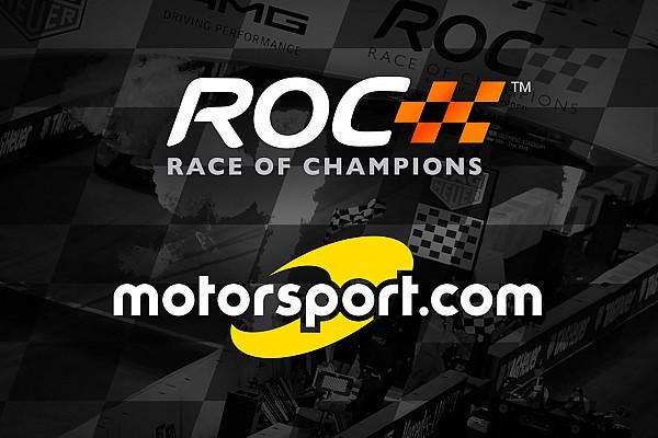 Motorsport.com оголошує про офіційне партнерство з Гонкою чемпіонів