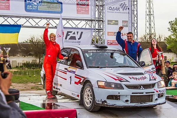 Ралі України Репортаж з етапу ЧУ з міні-ралі «Кубок Лиманів»: чемпіони відомі