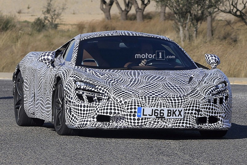Spyshots - La McLaren 720S bientôt prête
