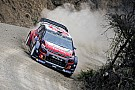 WRC Citroen: Mexico win shows slow start was