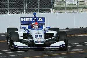 Indy Lights Qualifiche Colton Herta centra un grande pole per Gara 2 a St Pete