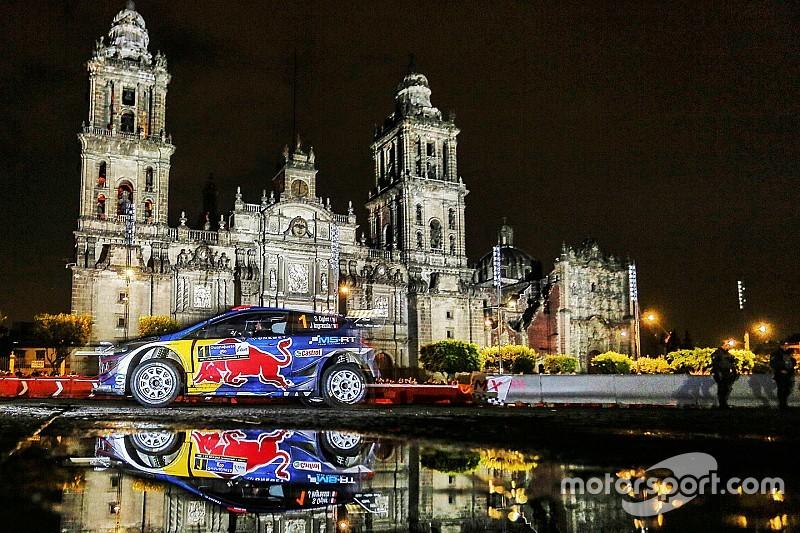 Rally México cancela las dos primeras etapas de viernes