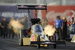 NHRA Qualifying report Pritchett, Hagan and Line are No. 1 qualifiers Saturday at Winternationals
