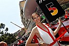 Vettel blij met grid girls in Monaco: