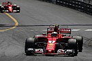 Formula 1 Ferrari favouring Vettel over Raikkonen - Hamilton