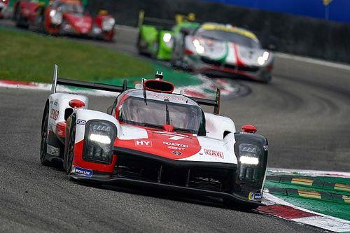 Así vivió Kobayashi los problemas en el Toyota #7 en Monza