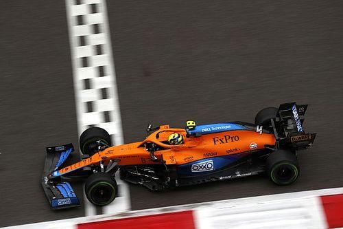VÍDEO: Veja volta que deu pole position a Norris na Rússia