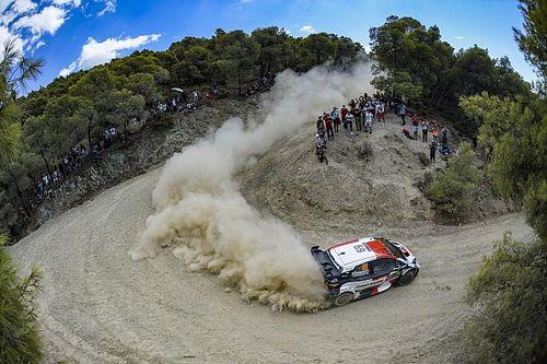 WRC: Rovanpera toma el control del Acrópolis; Sordo resiste
