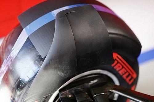 Технический брифинг: деталь Haas для 2022 года