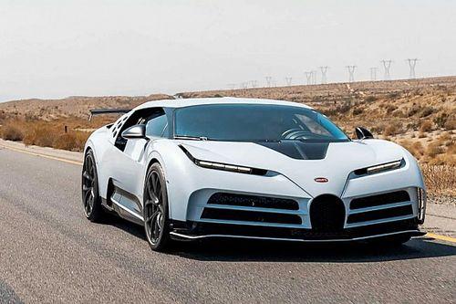 """A Bugatti Centodieci sikeresen teljesítette a """"forró"""" teszteket, hamarosan gyártósorra kerül"""