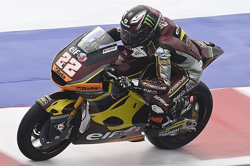 Moto2エミリア・ロマーニャ決勝:フェルナンデス、タイトル争いに手痛い転倒ノーポイント。優勝はサム・ロウズ