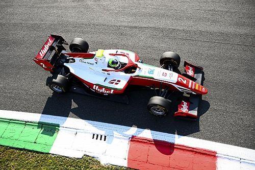 Vesti zegeviert in openingsrace F3 op Monza, Viscaal achtste