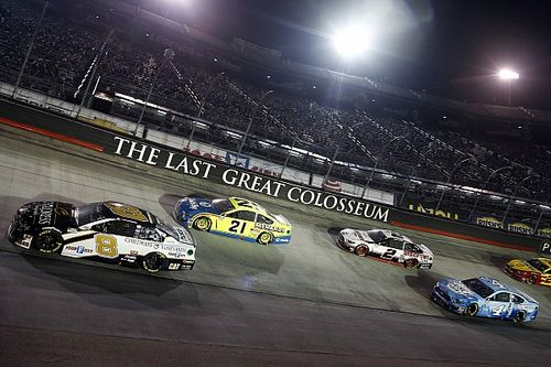What time and channel is the NASCAR playoffs at Bristol