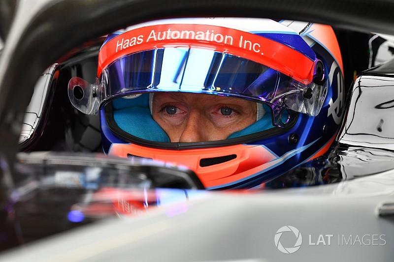 Haas: Grosjean precisa manter boa forma para ficar em 2019