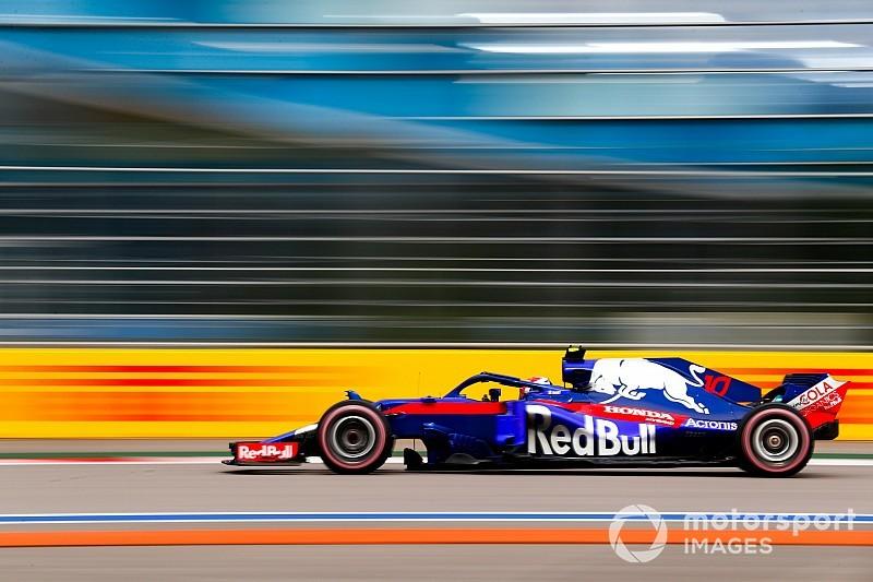 L'évolution Honda provoque l'enthousiasme chez Toro Rosso