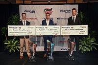 "Newgarden hails ""phenomenal"" Team USA Scholarship success"