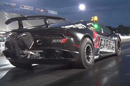2000 lóerős a világ leggyorsabb Lamborghini Huracánja: így gyorsul