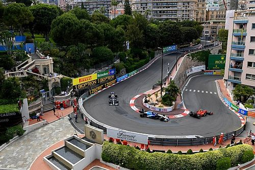 СМИ: Гран При Монако потеряет тренировки в четверг