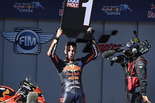 Soal MotoGP, Acosta Pilih Jalur Lambat
