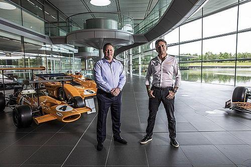 マクラーレン、2022年から電動SUVのオフロードレース「エクストリームE」参戦決定