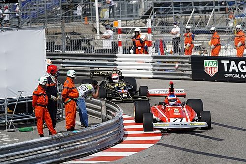 Alesi and Werner on their controversial Monaco F1 crash