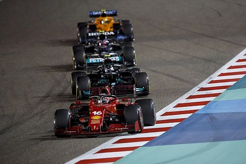 Ferrari, Haziran ayına kadar SF21'i geliştirmeye devam edecek