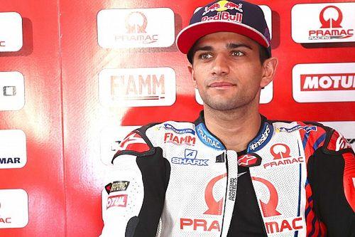 A Ducati szerint még nem teljesen reprezentatívak Martín eredményei