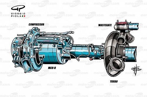 A Ferrari tovább radikalizálná a Mercedes trükkös motormegoldását 2022-ben