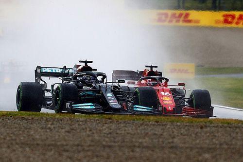 Leclerc: Szenvedtünk az egyenesekben, ennek megfizettük az árát…