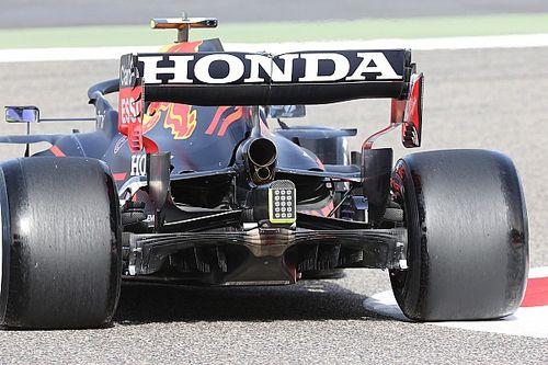Honda уменьшила мотор
