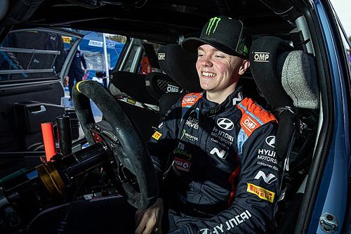 Oliver Solberg to make top flight WRC return in Italy