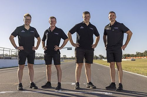 Perkins, Russell join Erebus for Bathurst